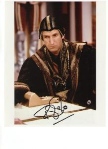 Paul Jerricho as The Castellan Signed 10 x 8 Photograph